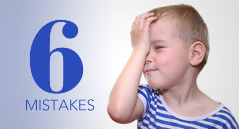 6 Mistakes Done by Real Estate Agents